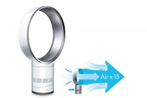 Ventilateur AIR MULTIPLIER par DYSON // © Dyson
