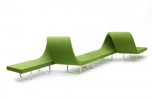 Collection HIGHWAY, design de BARTOLI DESIGN pour SEGIS // © Segis