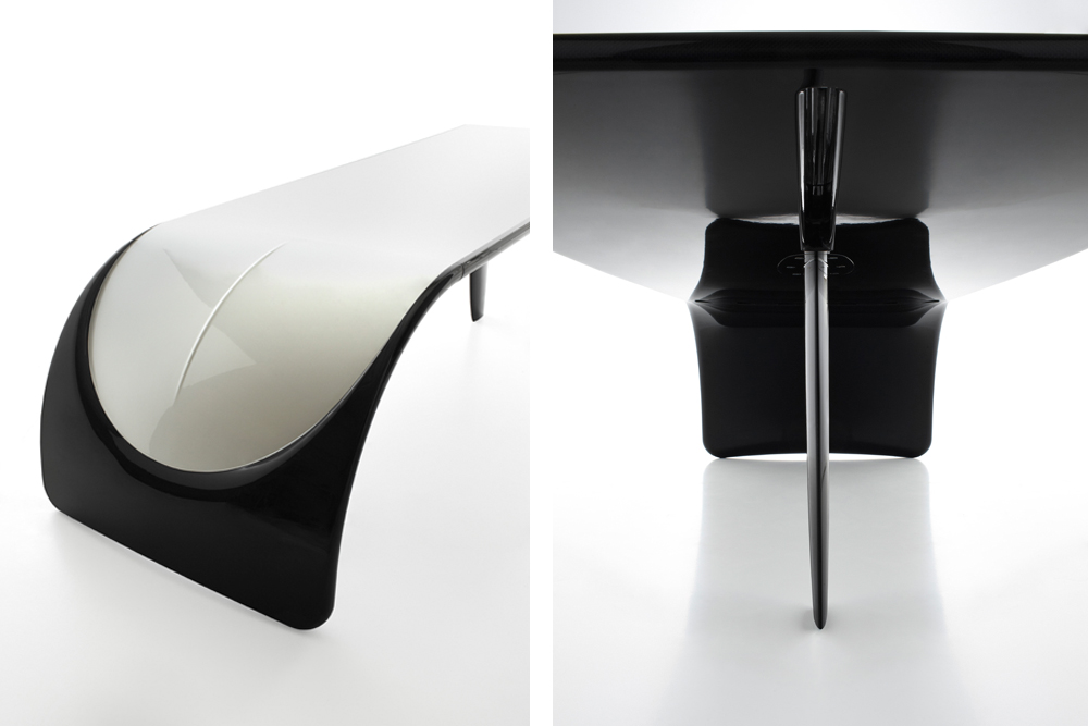 Vs8 table haute technologie par vincent poujardieu yook for Haute technologie