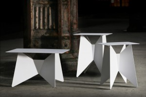 Collection de tables basses Obi  chez Matemo // ©Matemo