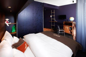 25 Hours Hotel Hafencity à Hambourg // © 25 Hours Hotel