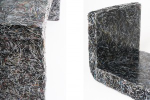 The Shredded Collection par Jens Praet pour Industry Gallery // © Kaitey Whitehead