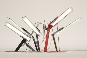 Collection de lampes Smart Oled - Design Bertrand Médas pour Blackbody // © Blackbody