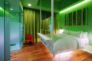 New Majestic Hotel à Singapour - Héritage, culture & design // © New Majestic Hotel