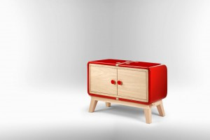 Collection de mobilier Keramos par Adriano Design & La Castellamonte // © Coprodotto