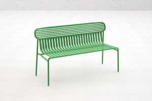 Banc Week-End - Design Studio Brichet Ziegler pour Oxyo - Milan 2012  // © Oxyo