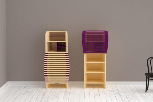 Collection Clairvoie - Design Studio Brichet Ziegler pour Oxyo - Milan 2012  // © Oxyo