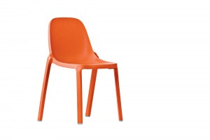 Chaise Broom - Design Philippe Starck pour Emeco // © Emeco
