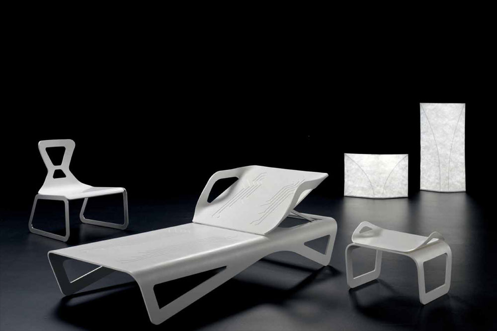 collection de mobilier outdoor sula design setsu shinobu lto yook. Black Bedroom Furniture Sets. Home Design Ideas