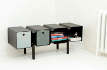 Buffet Boxer - Design Julian Appelius pour Pulpo //  Pulpo
