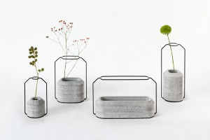 Collection de Vases Weight - Design Decha Archjananun pour Specimen //  © Decha Archjananun-ECAL