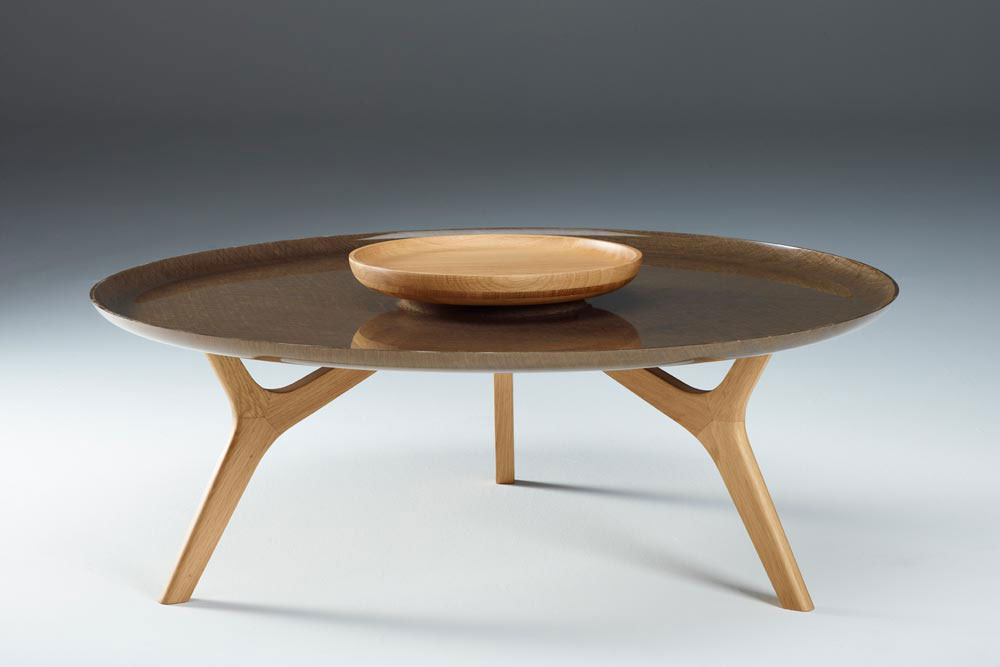 Table basse Dual – Design Noé Duchaufour-Lawrance pour SaintLuc