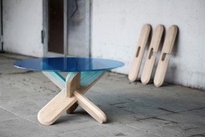 Sélection 16 tables basses / Yookô / Table basse Join - Design Ding3000