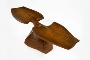 Design Miami - Table by Wendell Castle, 1966 // © R 20th Century