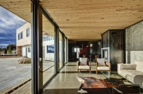 Intrieurs / Maison Mare Basse  La Malbaie au Qubec par Mu Architecture / Yooko: design, dcoration &amp; architecture d&#039;intrieur