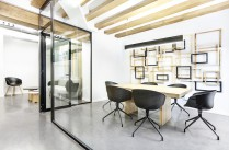 Interieurs / Bureaux de Zapata y Herrera  Valence par Masquespacio / Yooko: design, dcoration &amp; architecture d&#039;intrieur