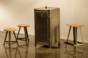 Design Days Dubai 2013 - Ensemble Bauhaus par Robert Wagner // © J+A Gallery