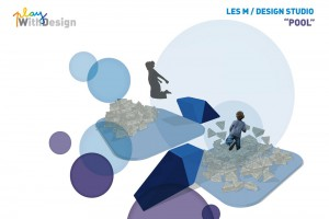 Exposition PlayWithDesign – Les M Design Studio – POOL // © Playtime