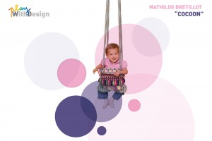Exposition PlayWithDesign – Mathilde Brétillot – COCOON // © Playtime