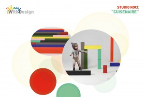 Exposition PlayWithDesign – Studio Nocc - CUISENAIRE // © Playtime