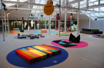 Exposition design pour enfants PlayWithDesign sur Playtime Paris / Yooko: Design, dcoration &amp; architecture d&#039;intrieur