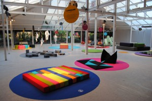 Exposition PlayWithDesign sur Playtime Paris // © Benjamin de Diesbach & Cathy Bistour