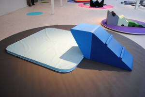 Exposition PlayWithDesign sur Playtime Paris - Pool par les M // © Benjamin de Diesbach & Cathy Bistour