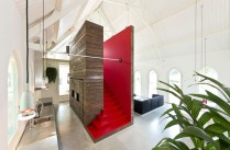 Architecture / God&#039;s Loft Story - Une glise transforme en loft par LKSVDD Architecten / Yooko: Design, dcoration &amp; architecture d&#039;intrieur