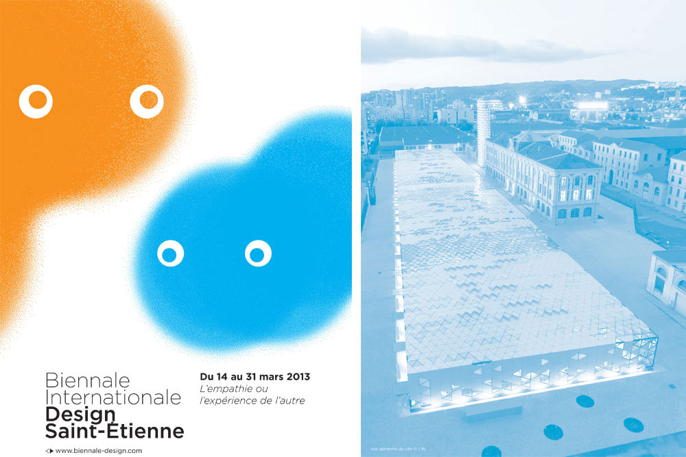 Exposition / Design / Biennale Internationale Design Saint-Etienne 2013 - 14 au 31 mars