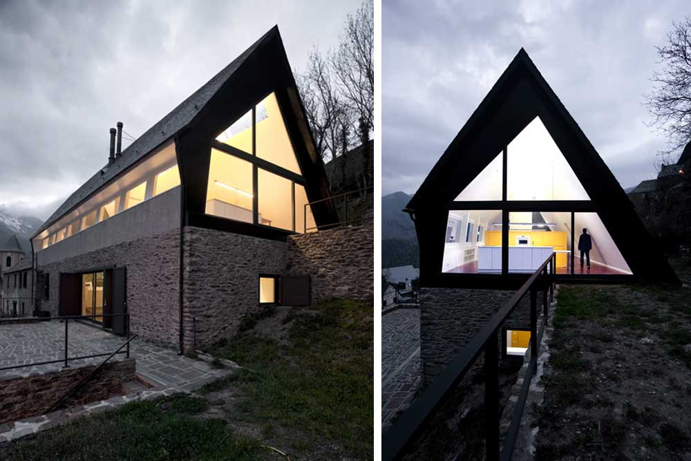 Favori Architecte Extension Maison. Elegant Projet R Extension With  BB81