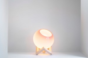 Lampe MCE - Note Design Studio pour Studio Work // © Mathias Nero