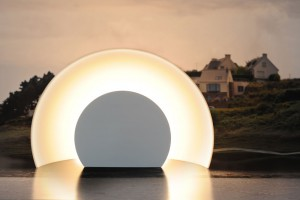 Lampe Sunset - Alban Le Henry pour Great Design // © Great Design
