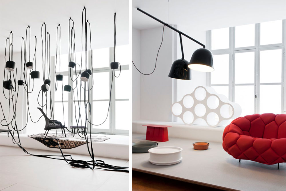 ronan et erwan bouroullec s exposent aux arts d coratifs. Black Bedroom Furniture Sets. Home Design Ideas