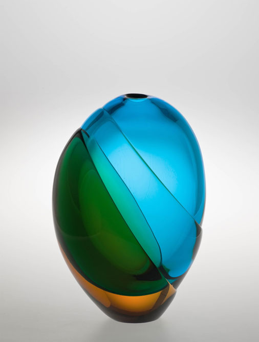 3ème Edition de Wanted Design New-York / salon / Exposition / Vase en verre de Jacqueline Terpins / Yooko