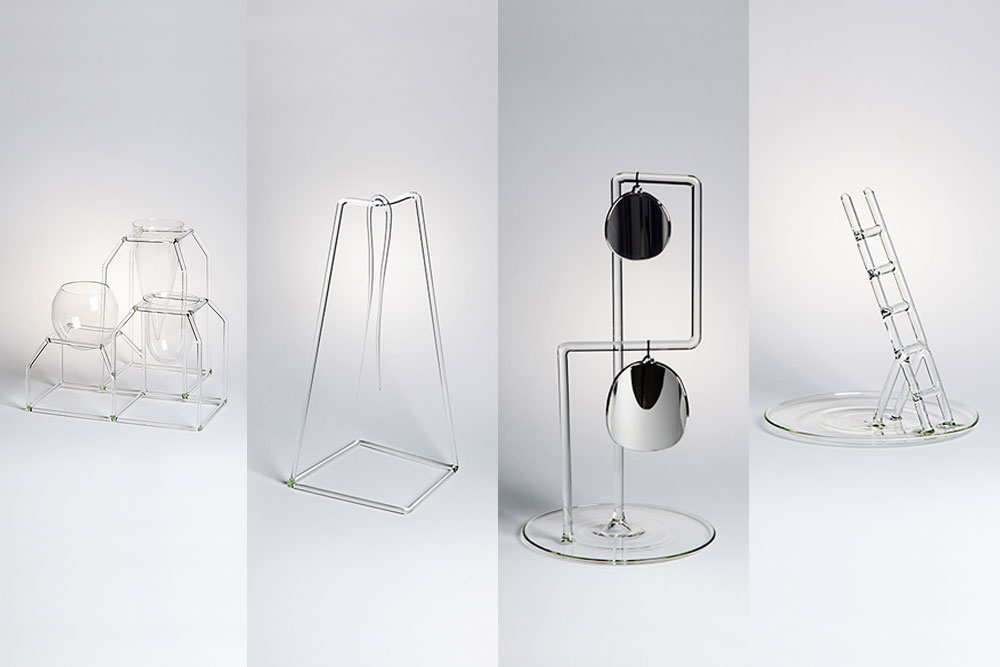 Fabrica - Exposition Drawing Glass / Verre / Artdesign / Paris Design Week / Design Miami / Yooko