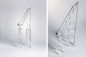 Fabrica - Exposition Drawing Glass - Mar Ghera par Formafantasma // © Fabrica