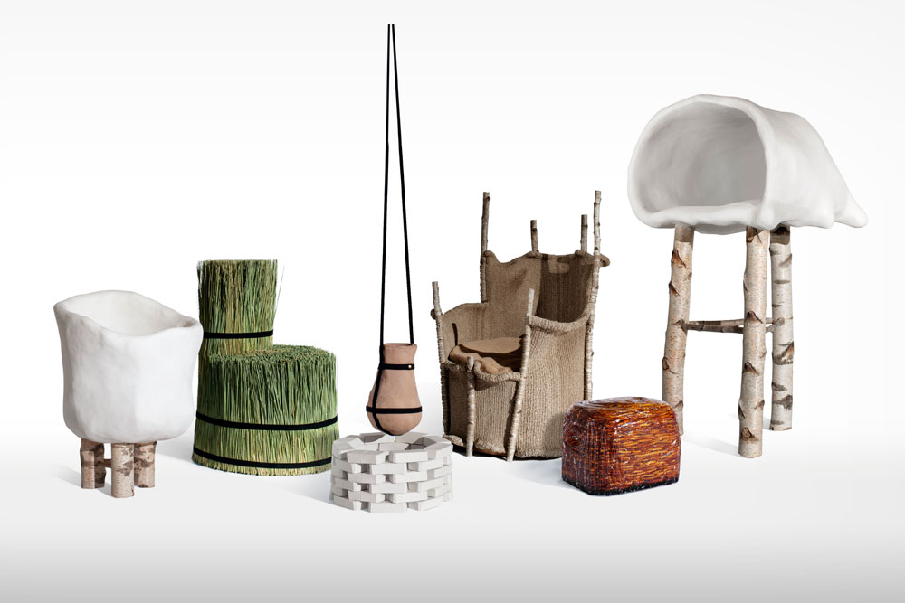 Collection Sur la paille par Raphaël & Réjean, 2013 / Best in Design 2013 - Les coups de coeur de la rédaction de Yookô