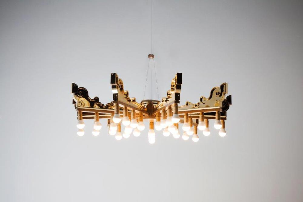 Kartell goes Bourgie by Patricia Urquiola  / Yooko