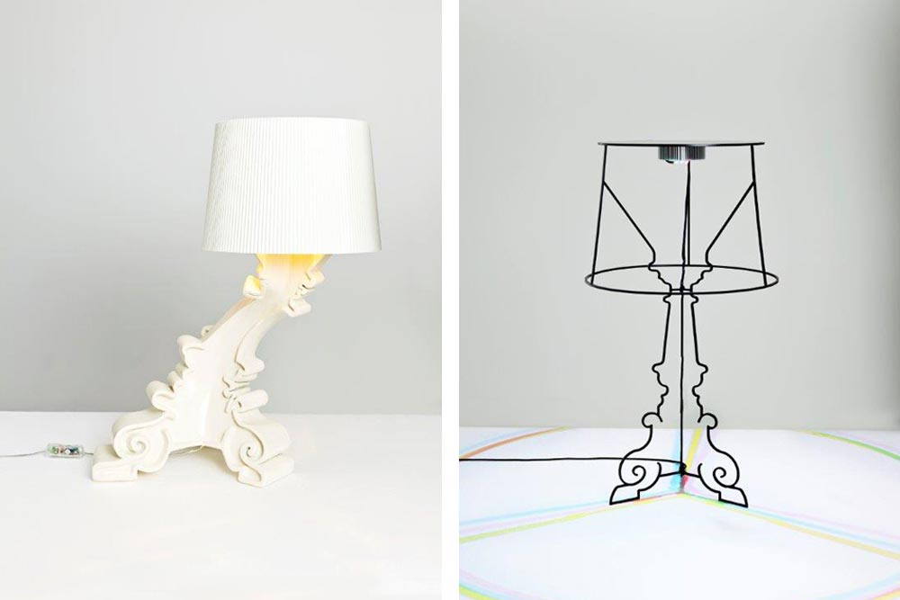 Kartell goes Bourgie by Front et Ludovica + Roberta Palomba / Yooko