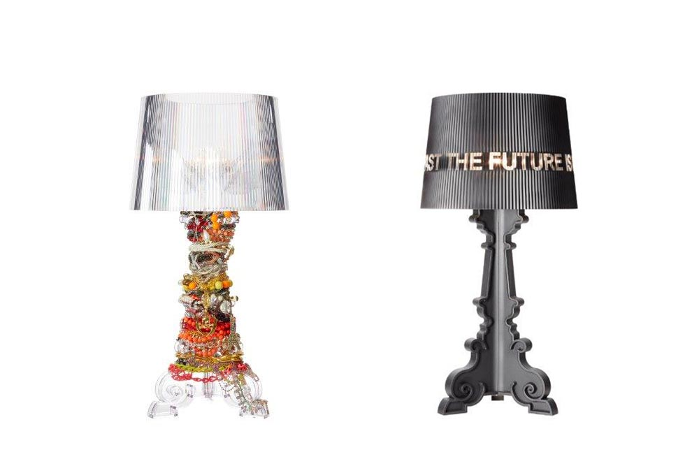 Kartell goes Bourgie by Philippe Starck et Patrick Jouin / Yooko