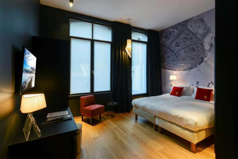 Hotel royal snail namur en belgique par buro 5 yook for U design hotel