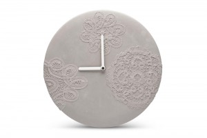 Horloge Lace - Doreen Westphal pour Mensch Made // © Mensch Made