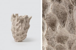 Vase Rock de la collection Else - Michal Fargo pour PCM Design // © PCM Design