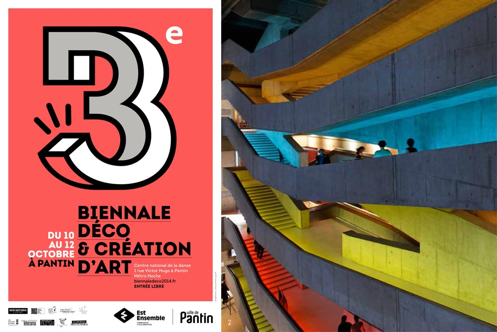 3 me dition de la biennale d co cr ation d art de for Biennale artisanat d art