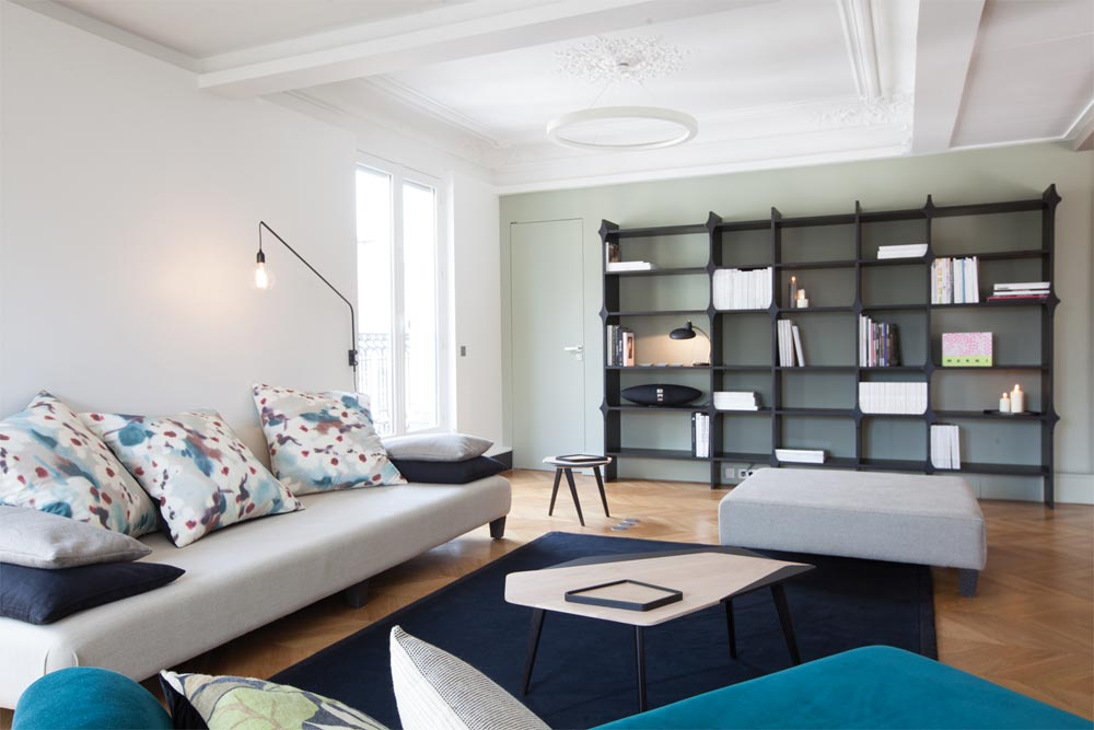 julie gaillard signe le design int rieur de l agence ford models yook. Black Bedroom Furniture Sets. Home Design Ideas