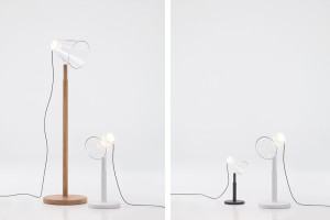 The Siblings - Collection de lampes de Frederik Delbart pour Per/Use // ©  Per/Use