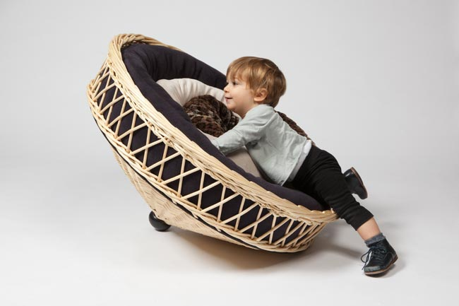 Florence Watine - Youpi Toupie Chair - PlayWithDesign 2015 / Yookô Network