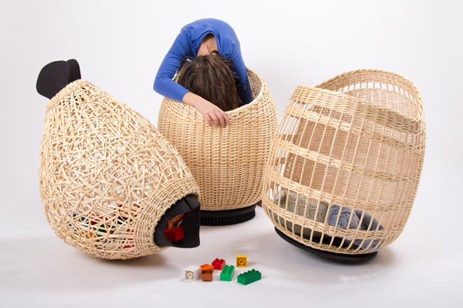 Grégory Lacoua & Flavie + Paul - Les Anim-alliés - PlayWithDesign 2015 / Yookô Network