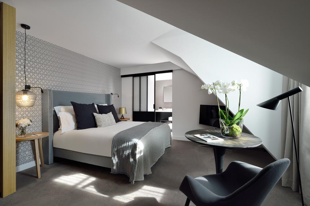 Balthazar Hôtel & Spa à Rennes / Best of 2014 Hôtels design / Yookô