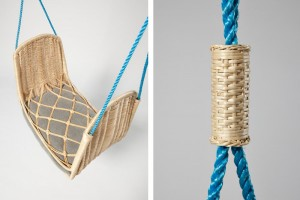 Balançoire SuperSwing par Marine Peyre -  PlayWithDesign Edition 2015 // © Akatre